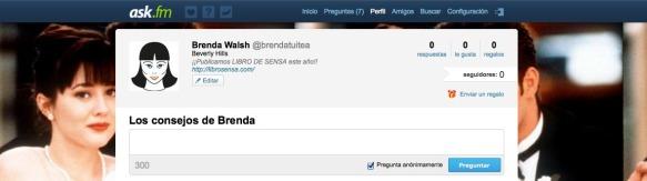 Ask Brenda